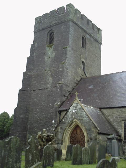 Priory Church of St Mary, Cardigan