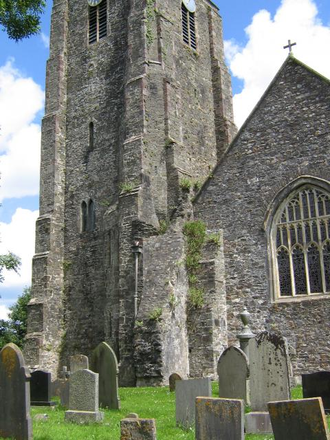 Priory Church of St Mary, Kidwelly