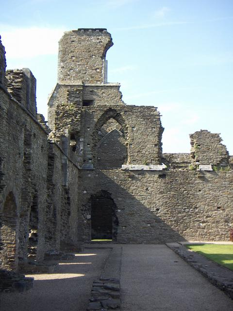 Brothers' lane, Neath Abbey