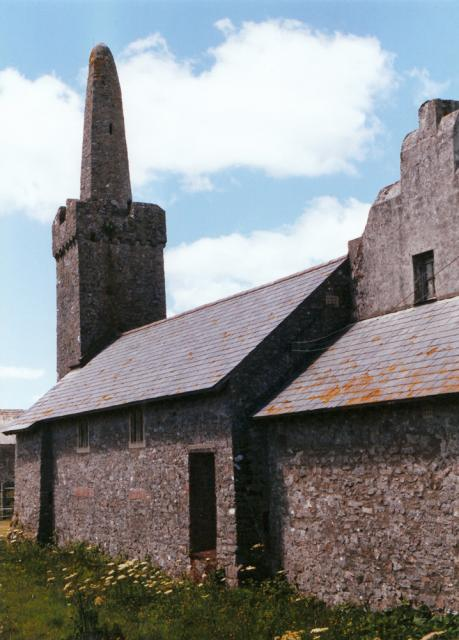 Priory Church of St Mary and St Illtyd, Caldey
